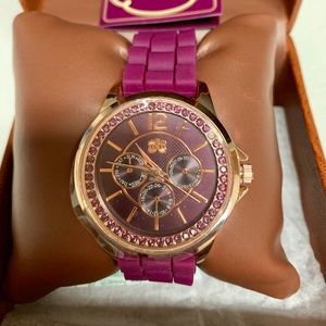 CURATIONS CHRONOGRAPH WATCH by Stefani Greenfield